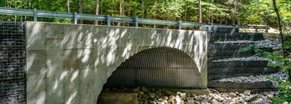 CULVERT / BRIDGE CONSTRUCTION